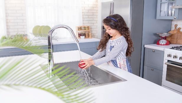 انواع سینک ظرفشویی از لحاظ جنس و مدل