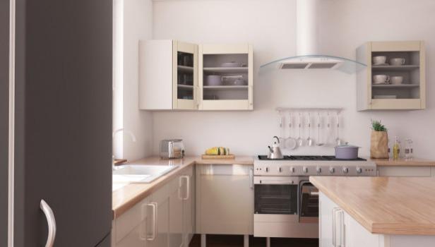 تبدیل آشپزخانه قدیمی به آشپزخانه مدرن