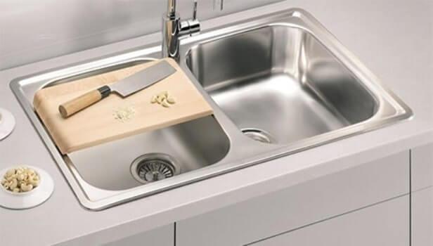 تعویض سینک ظرفشویی