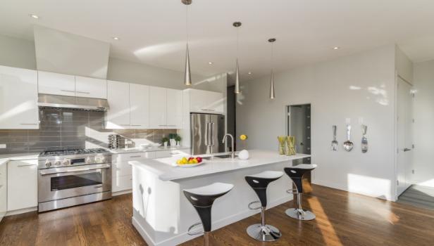 تبدیل آشپزخانه قدیمی به مدرن