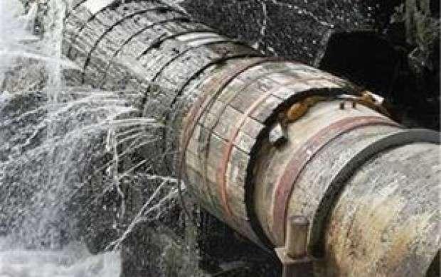 نشت آب در تهران ۱.۵ برابر سد لتیان است